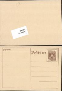 645908,Stempel Postkarte 12 Groschen Ganzsache Österreich