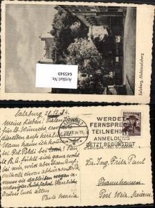 645949,Stempel Salzburg n. Thannhausen Weiz 1934