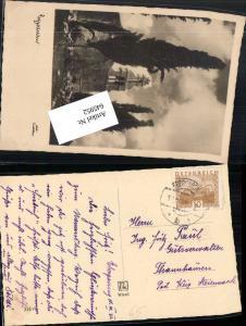 645952,Stempel Ebergassing nach Thannhausen Weiz 1932 Cypressen Zypressen