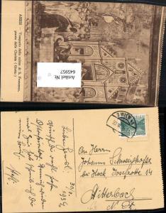 645957,Stempel Wien nach Mitterbach 1934