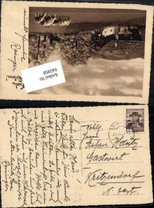 645958,Stempel Wien nach Kritzendorf Gastwirt 1935
