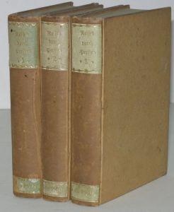 Jäck Reisen durch Persien 3 Bände 1828-1831 9 Kupfertafeln Orient