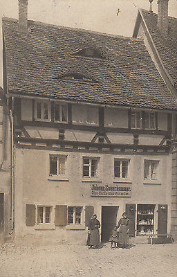AK Nürnberg Fotopostkarte Johann Sauerhammer Mittelfranken gel 1916