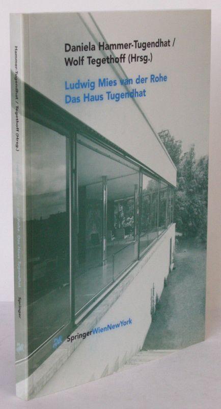 Mies van der Rohe Haus Tugendhat Bauhaus 1998 Architektur