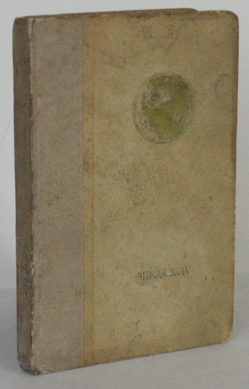 Internationale Kunstausstellung München Secession 1894 Katalog