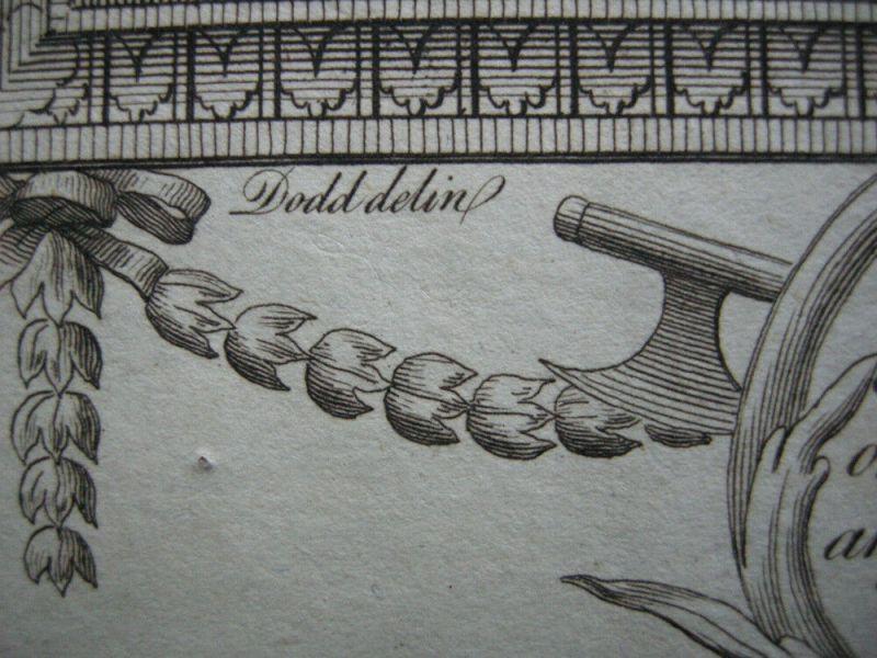Enthauptung Mr. Doughly Francis Drake Patagonia Orig. Kupferstich 1782 2