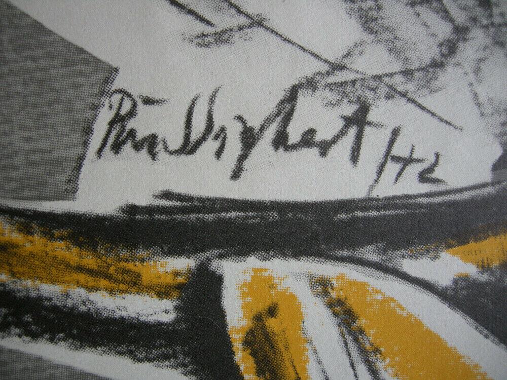 Frank Ruddigkeit Theaterplakat Rostschin Valentin Orig Plakat DDR Leipzig 1972 2