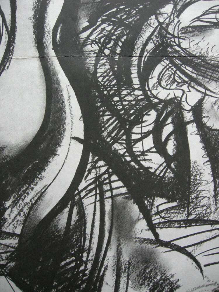 Frank Ruddigkeit intergrafik 73 Berlin Orig Plakat DDR 1973 2