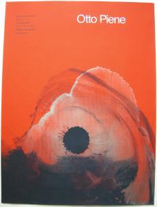 Otto Piene (1928-2014) Gouachen Ölbilder Orig Serigrafie Heimeshoff 1974 Zero