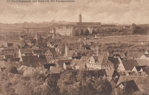AK  Ochsenhausen Tübingen Baden Württemberg Panorama von Nord-Ost gel 1926