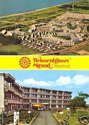 Ansichtskarte Ostseebad Weissenhauser Strand Hohwachter Bucht
