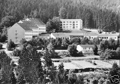 Ansichtskarte, Luisenthal Thür. Wald, FDGB-Heim