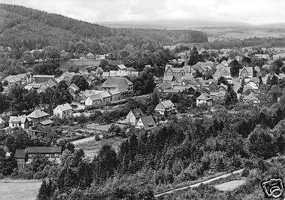 Ansichtskarte, Georgenthal Thür. Wald, Teilansicht, 1967
