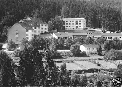 Ansichtskarte, Luisenthal Thür. Wald, FDGB-Erholungsheim