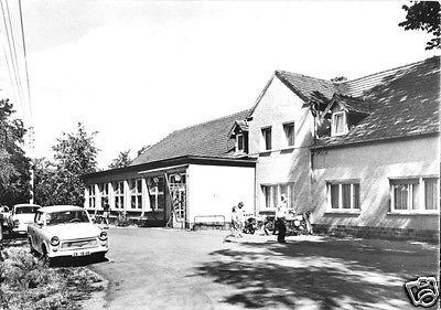 Ansichtskarte, Alt Schadow Kr. Lübben, Gasth. Zum Birkenwäldchen