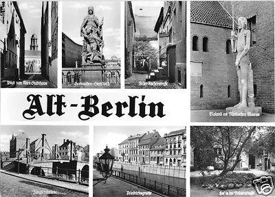 Ansichtskarte, Berlin Mitte,