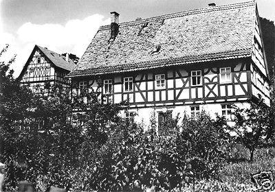 Ansichtskarte, Sonneberg Thür., Türkenburg, um 1964
