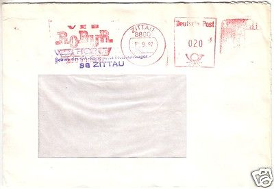 AFS, VEB Robur Werke Zittau, Zittau, 8800, 10.9.87