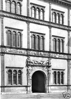 Ansichtskarte, Wismar, Fürstenhof, 1974