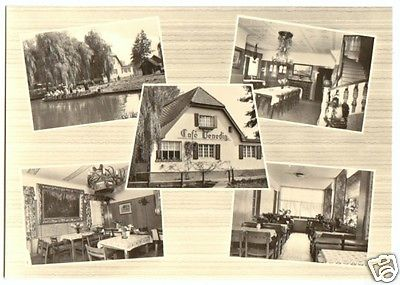 Ansichtskarte, Lehde Spreewald,
