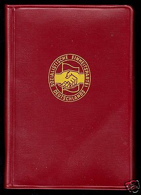 Statut der Sozialistischen Einheitspartei Deutschlands, 1982