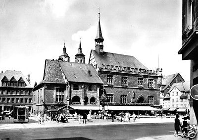 Ansichtskarte, Göttingen, Blick zum Rathaus, 1969