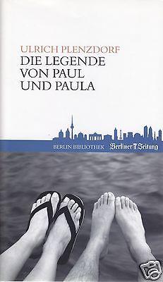 Plenzdorf, Ulrich; Die Legende von Paul und Paula, Filmerzählung, 2007