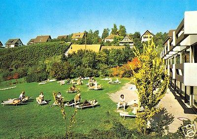 Ansichtskarte, Sasbachwalden Schwarzw., Kurkliniken Dr. Wagner, 1989