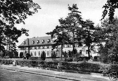Ansichtskarte, Ostseebad Graal-Müritz, Sanatorium