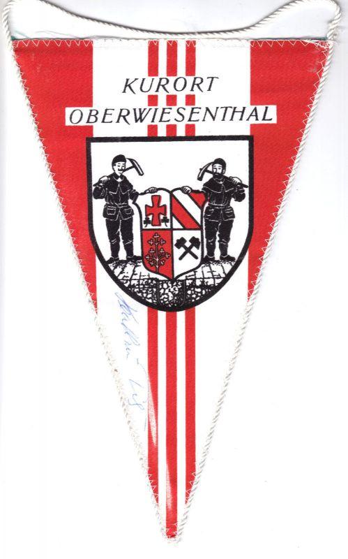 Wimpel, Kurort Oberwiesenthal und FDGB-Erholungsheim