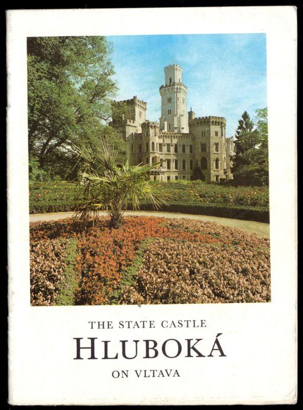 The State Castle Hluboká on Vltava, Schloß Frauenberg, 1978