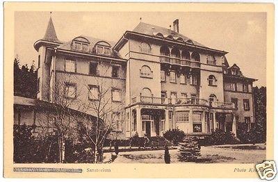 Ansichtskarte, Massevaux (Hte - Alsace), Sanatorium, um 1918