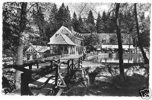 Ansichtskarte, Leopoldstal i.L., Waldhotel