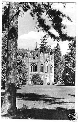 Ansichtskarte, Wörlitz, Wörlitzer Park, Gotisches Haus, 1962