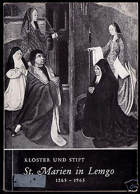 Kittel, Erich; Kloster und Stift St. Marien in Lemgo, 1265 - 1965