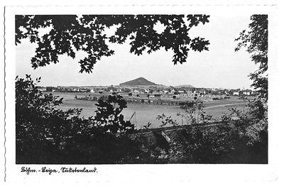 Ansichtskarte, Böhm.-Leipa Sudetenland, Gesamtansicht, 1940