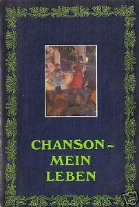 Deißner-Jenssen, Frauke; Chanson - mein Leben, 1981