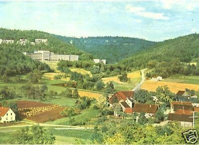 Ansichtskarte, Schwabthal Ofr., Sanatorium Lautergrund, 1971