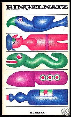 Ringelnatz - in kleiner Auswahl als Taschenbuch, 1978