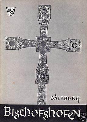 Tour. Broschüre, Bischofshofen, 1964