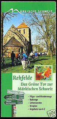Prospekt, Rehfelde - Das grüne Tor zur Märkischen Schweiz, um 2008