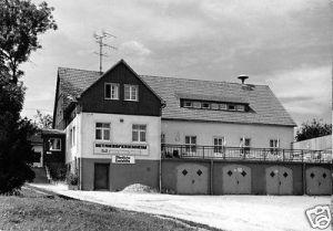 Ansichtskarte, Kleinhennersdorf Sächs. Schweiz, Ferienheim
