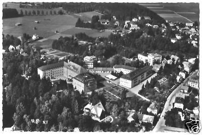 Ansichtskarte, Bad Wörishofen, Luftbild, 1959