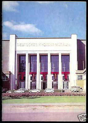 Tour. Broschüre, Deutsches Hygiene-Museum Dresden, 1973