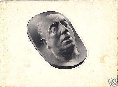 Ernst Reuter, Broschüre zur Beisetzung, 1953