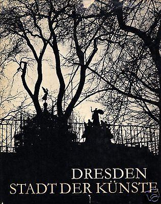 Dresden - Stadt der Künste, Bildband, Dresden 1970