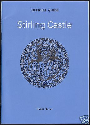Tour. Broschüre, Sterling Castle - Official Guide, 1974