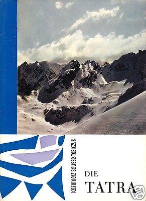 Saysse-Tobiczyk, Kazimierz; Die Tatra, 1967