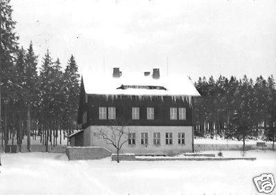 Ansichtskarte, Hormersdorf Erzgeb., DJH