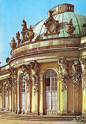 Sanssouci, Schlösser - Gärten - Kunstwerke, Bildband mit Farb-Abbildungen, 1981